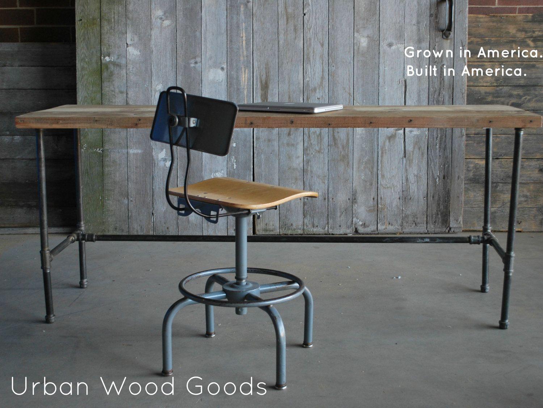 Modern Industrial Reclaimed  Idea