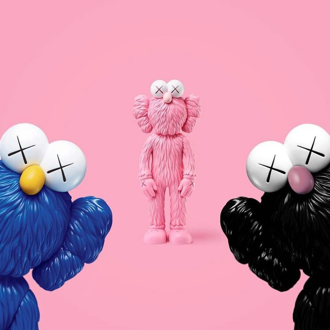 KAWS | BFF (Set of Three) (2017) | Available for Sale ...