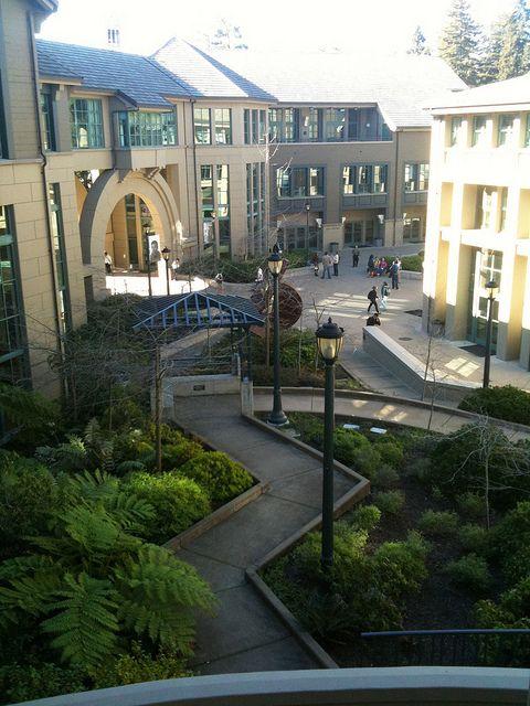 Haas School Of Business Berkeley Campus University Of