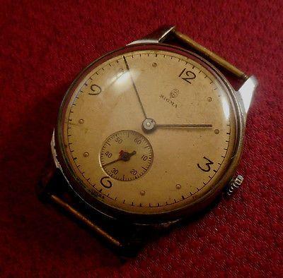 Watches, Parts & Accessories Honest Darwil Watch Vintage Original Pouch Box Rare Jewelry & Watches