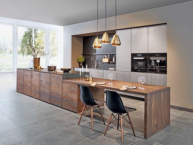 Photo of Grandi cucine con la migliore tecnologia renovieren.de