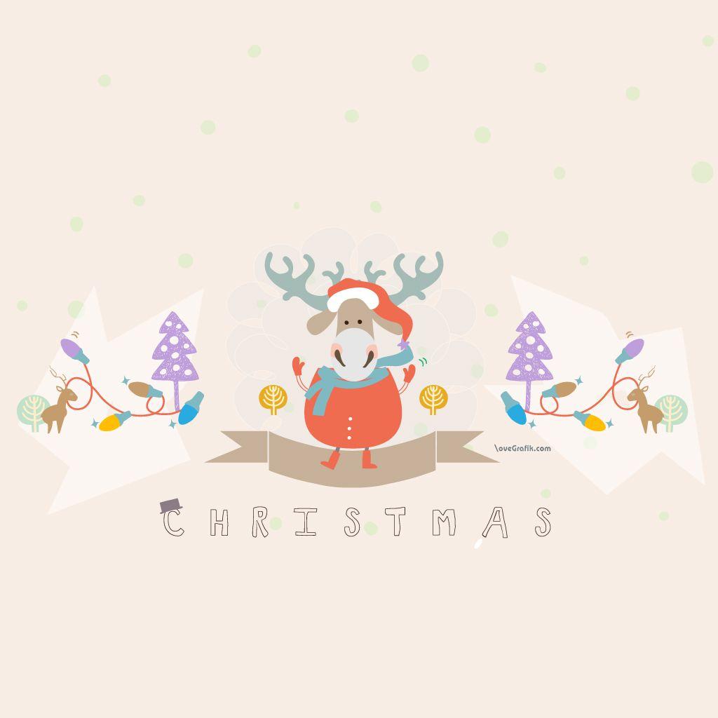 It's a Lovegrafik Christmas ) Free iPad/ Tablet wallpaper