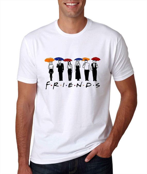 10c53b16204 Friends TV Show shirt t shirt women men by Axoshirt on Etsy ...
