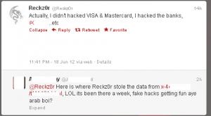 Reckz0r's Pastebin Bank Dump is Old News