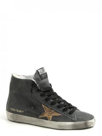 Golden Goose-sneakers francy black
