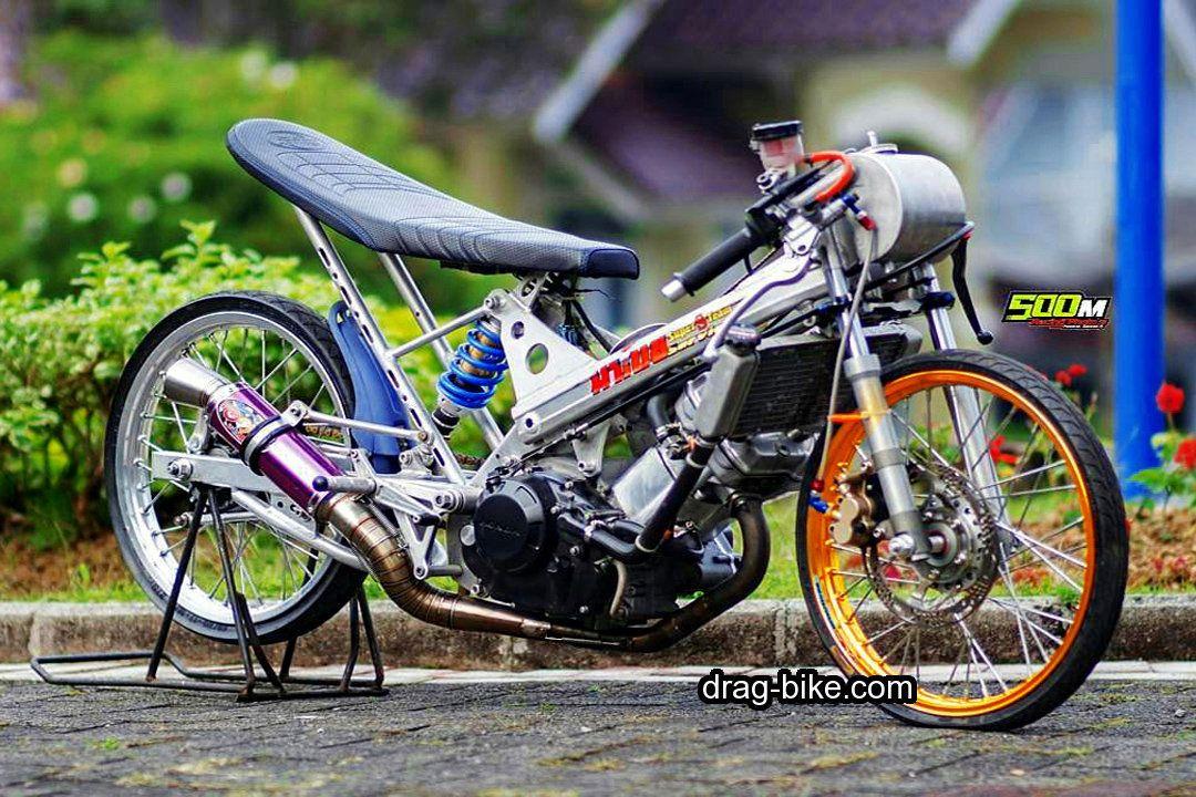 Modifikasi Honda Sonic Thailook Style Xe Hơi