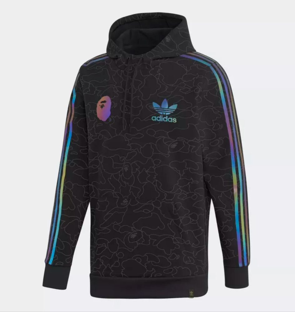 72930a84 BAPE X ADIDAS TECH HOODIE - XL - 100% Authentic - Ready to Ship - Rare # adidas #Hoodie Browse the womens fitness clothing for workout tops, vests,  ...