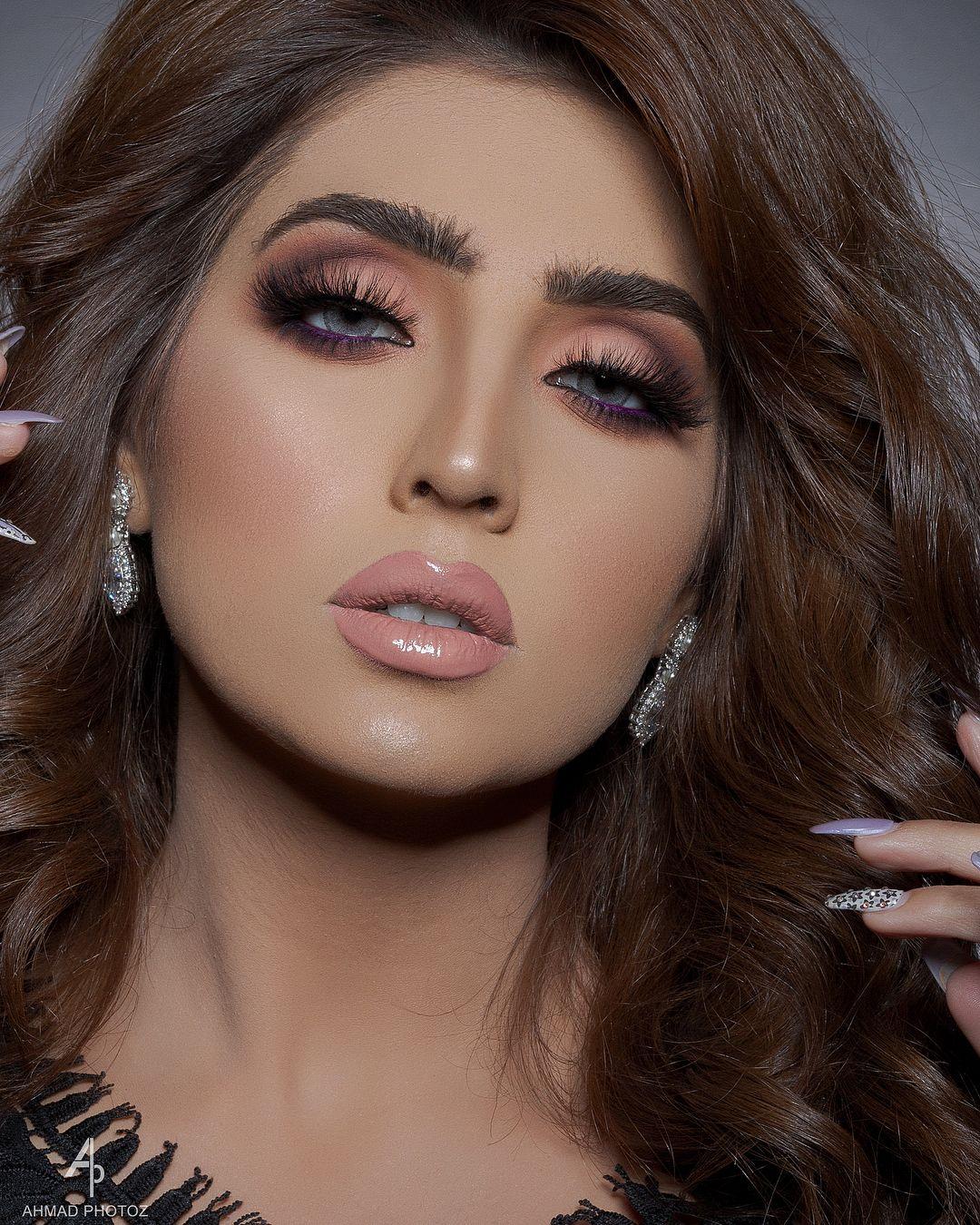 98 Likes 4 Comments Hind Makeup Artist Makeupbyhind On Instagram اللوك الأكثر طلبا من العرايس هال Glamour Makeup Day Makeup Looks Fashion Makeup