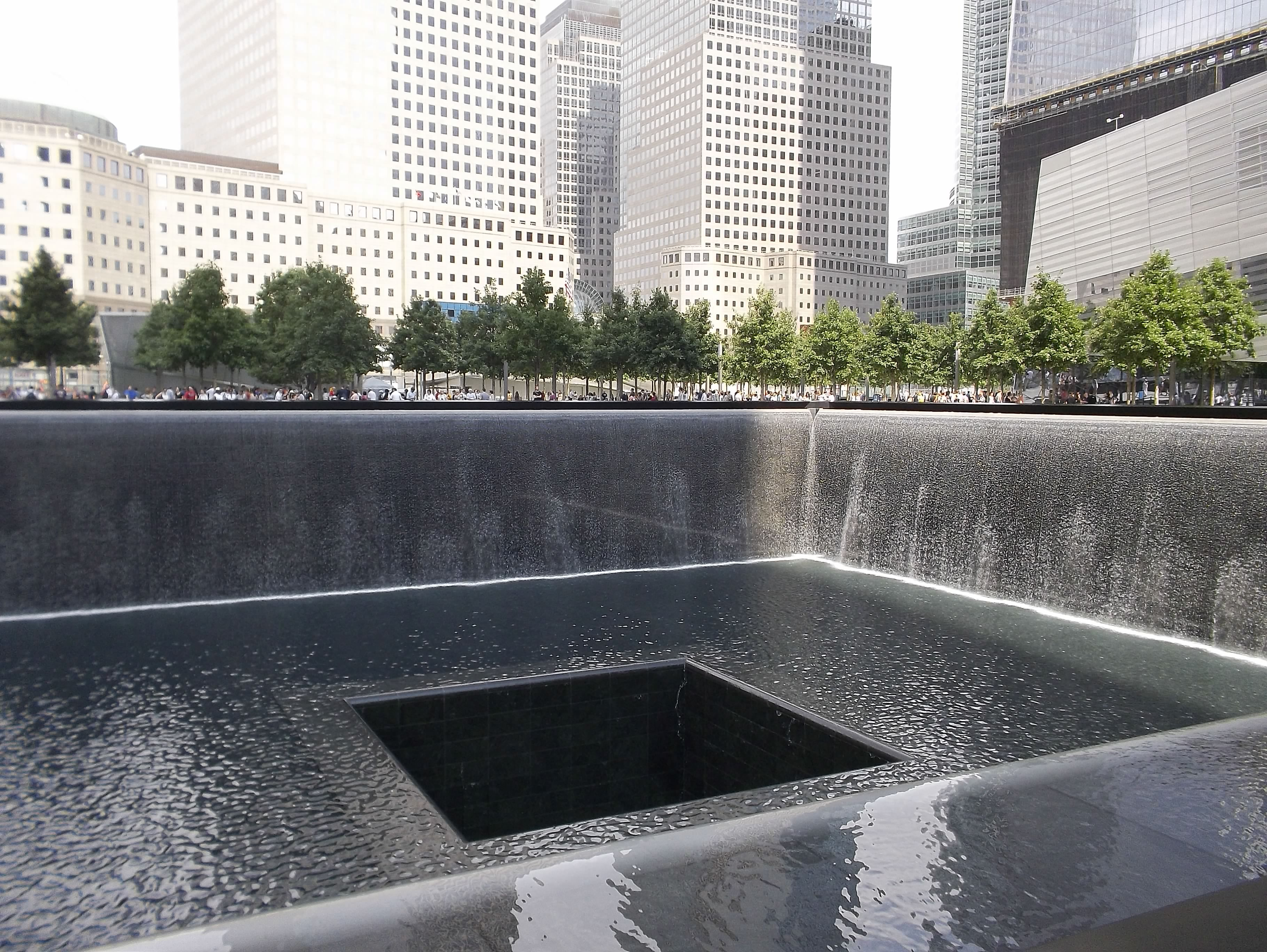 WTC Memorial - Ground Zero - NYC #groundzeronyc