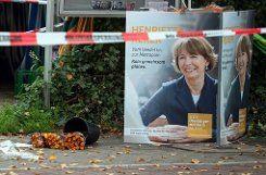 Rechtsradikaler Messerattentäter verletzt OB von Köln schwer- Okt 2015