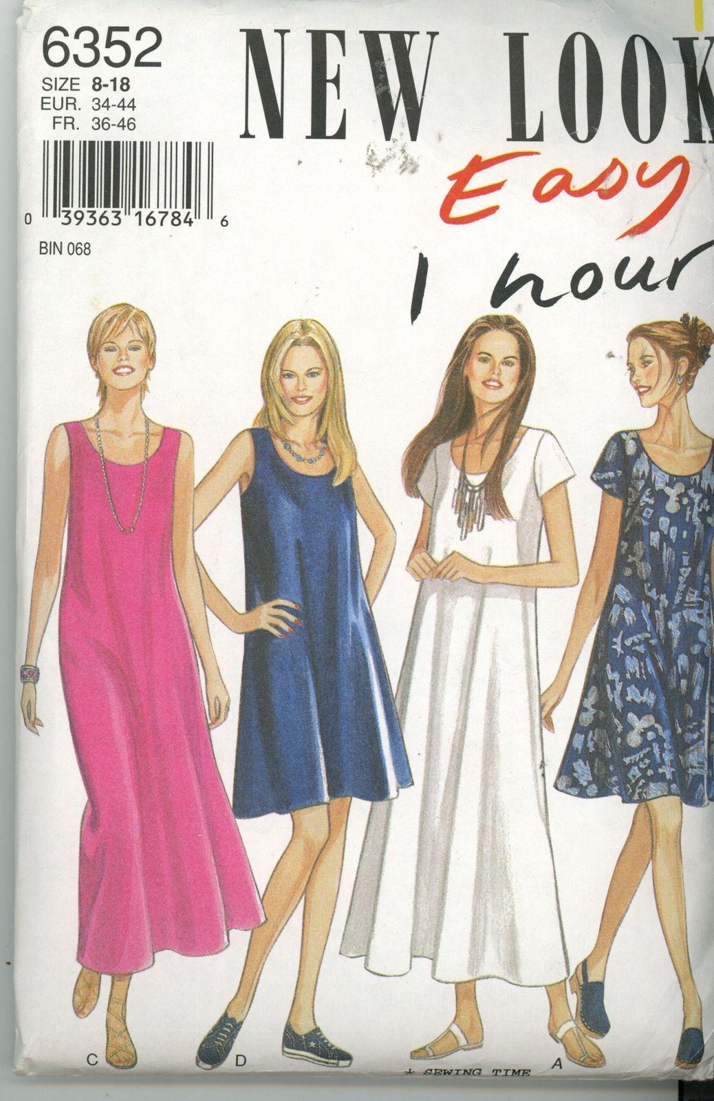 New look hour misses dress size uncut miss dress new