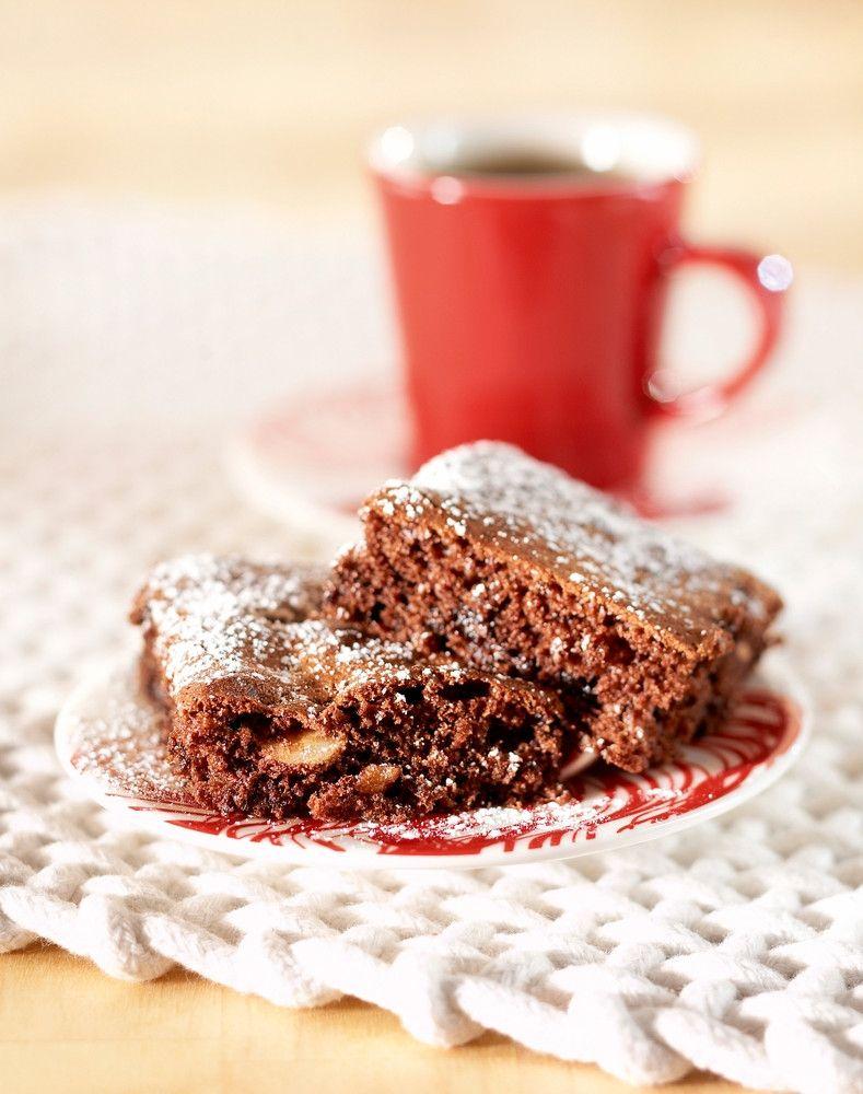 Amerikkalaiset suklaaleivokset eli brownies | K-Ruoka #amerikanherkut