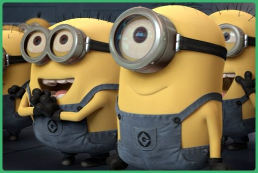 Cher Cabula's Mindbox: More Reasons to Love the Despicable Me Minions
