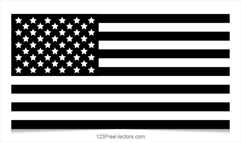 Black And White American Flag American Flag Decal American Flag Wallpaper Black American Flag