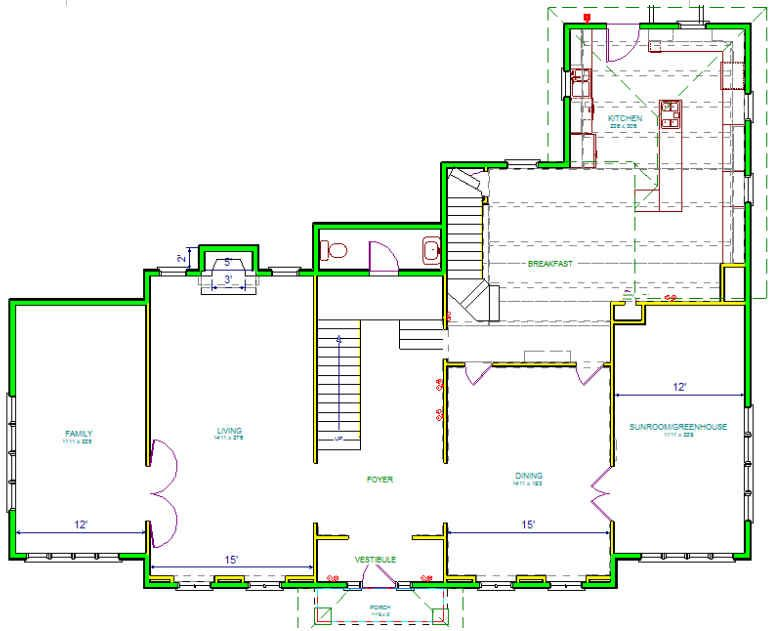 Floor Plans For Houses open floor plans open floor plans patio home plan house designers Interesting Lack Of Halls Home Alone House Floor Plan First Floor
