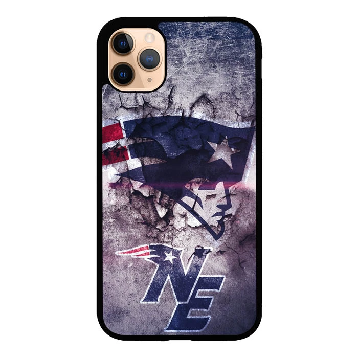 New England Patriots NFL X4844 iPhone 11 Pro Max Case holiday gift ...