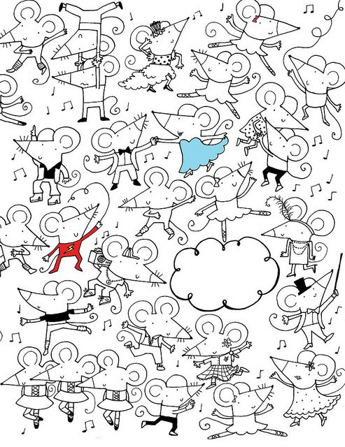 Sneek Peak   Colorear, Pintar y Dibujo