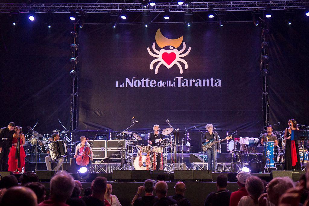 La Notte della Taranta, Puglia