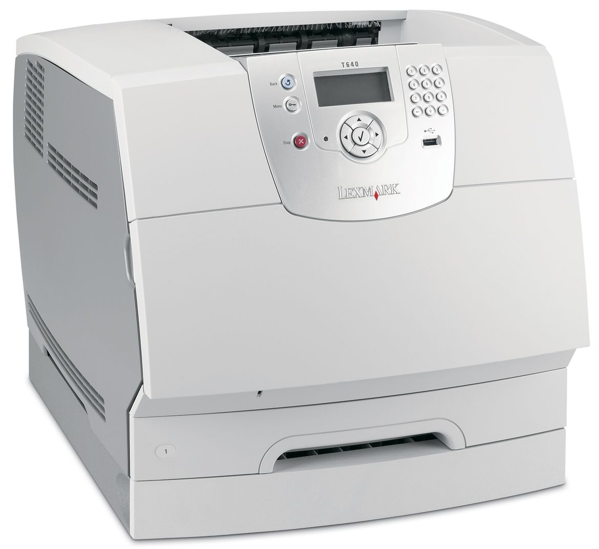 Lexmark T640 T642 T644 Printer Service Printer Maintenance