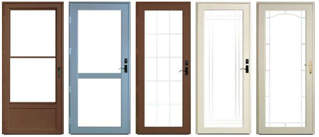 Incroyable Whatu0027s The Difference Between A Wheaton Door U0026amp; Windows Storm Door And  The Doors You