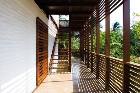 casa tropical, brasil, by camarim architects