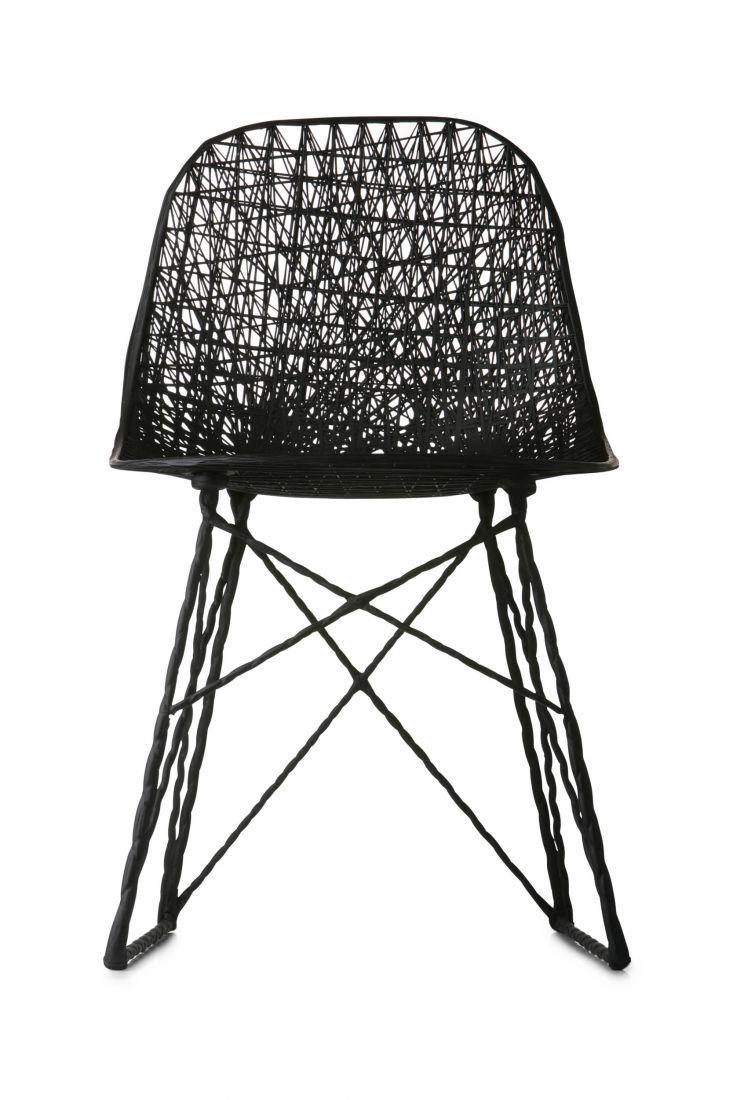 Schön Der Ultraleichte Carbon Stuhl Von Moooi   Merkante Form Und Stabilität |  Places To Visit | Pinterest
