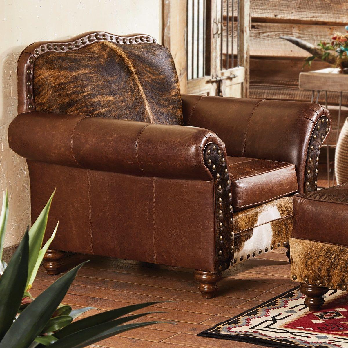 Vaquero Club Chair Western Furniture Club Chairs Country Furniture
