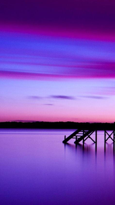 Pier At Sunset Iphone 5s Wallpaper Aesthetic Sunset