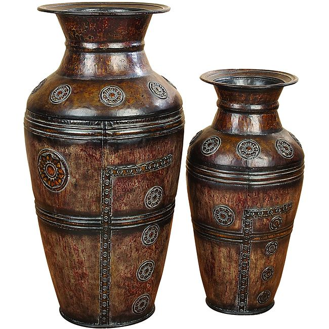 Athena Is Well Known For Its Decorative Metal Vases And This 2