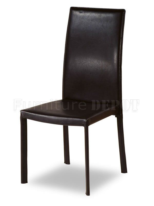 4 Leather Dining Chairs  Design Ideas 20172018  Pinterest Enchanting White Leather Dining Room Chairs Sale Decorating Design