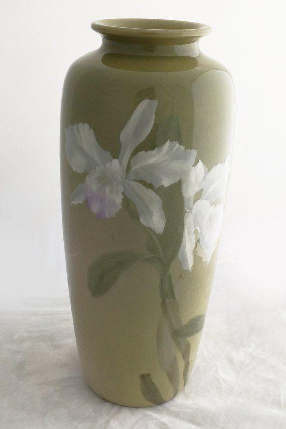 Albert R Valentien Rookwood Vase On Pinterest Pottery And Artist