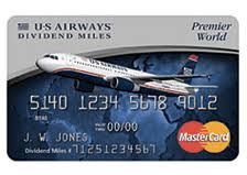 Us Airways Mastercard Login