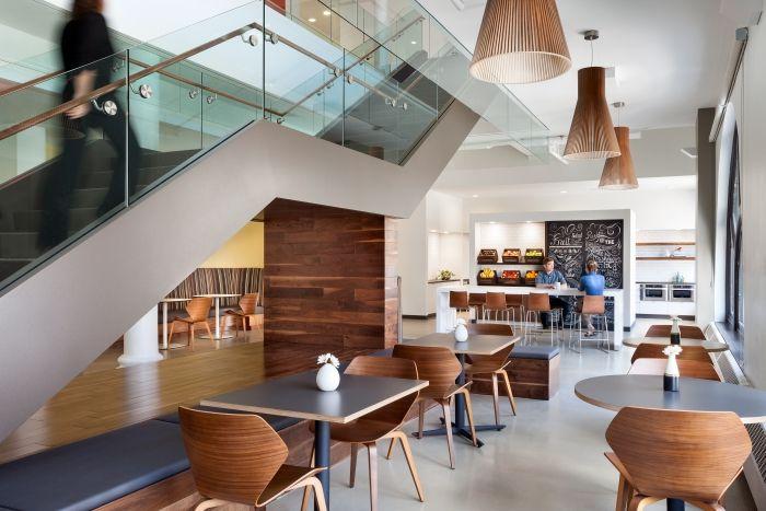Weight Watchers: NYC Office Design U0026 Furniture | Benhar Office Interiors