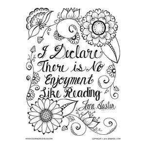 Adult Coloring Pages | Quote coloring pages, Coloring ...