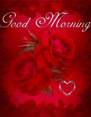 good morning my lady