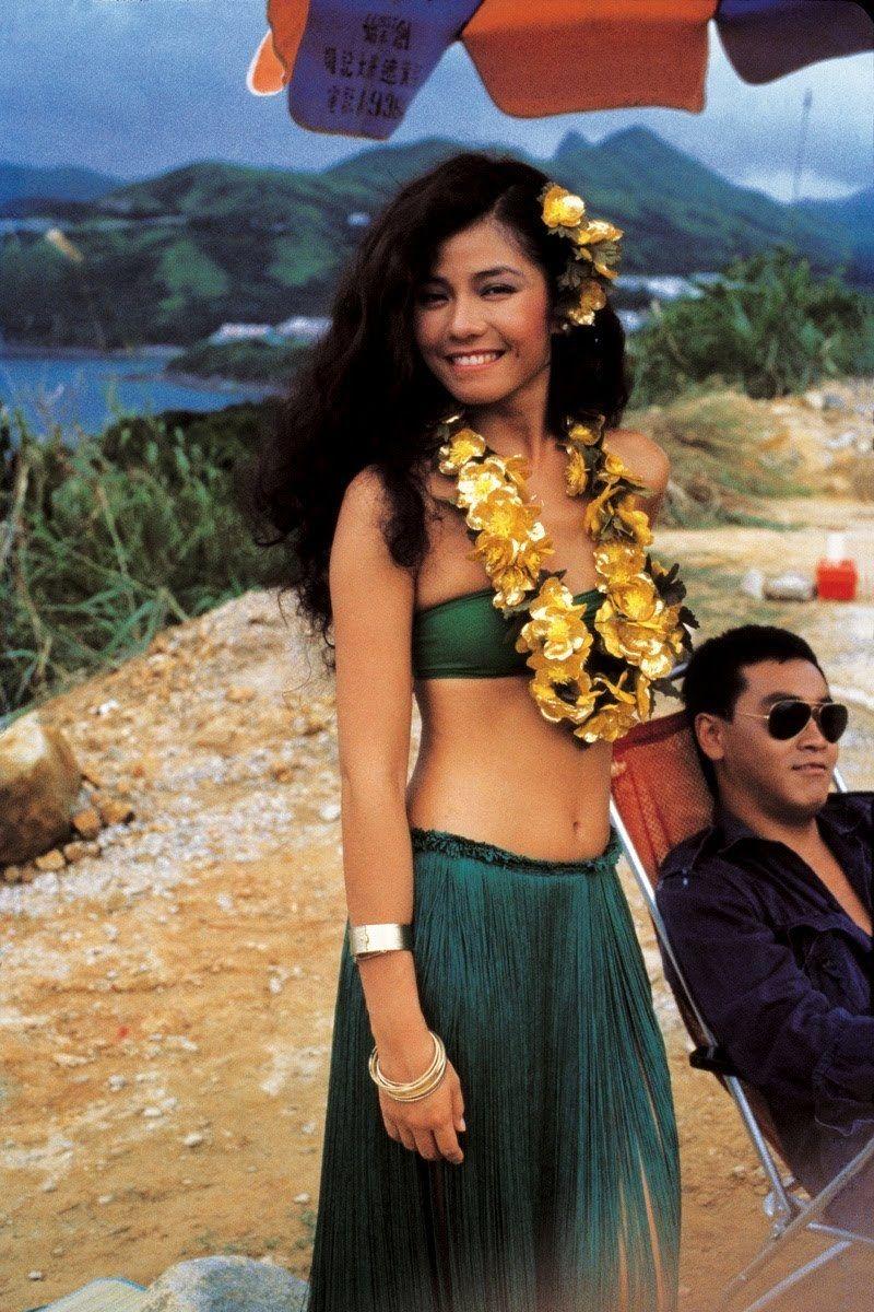 Cherie Chung In My Darling Genie 1984 In 2019 Hk Movie