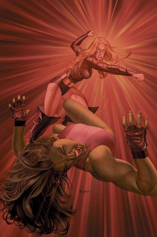 She-Hulk #11 - Mike Mayhew