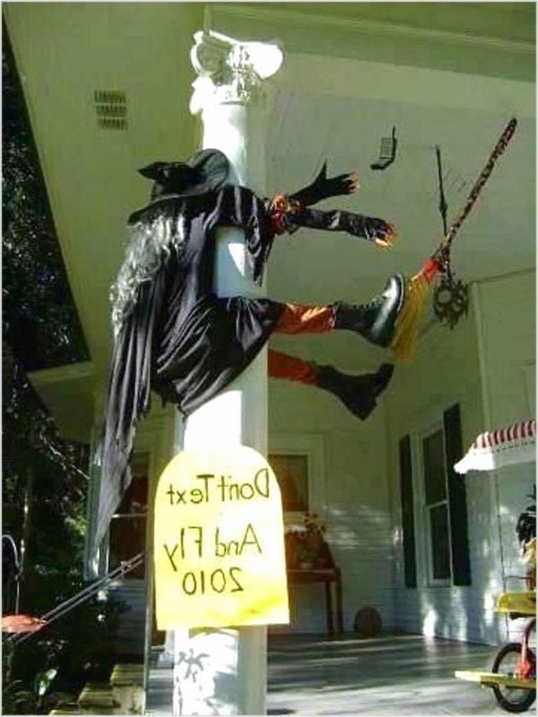 40 Best Outdoor Halloween Decorations - Page 30 of 40 Diy