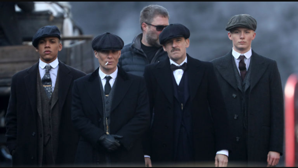 All The Shelby Brothers Peaky Blinders Peaky Blinders Season 5
