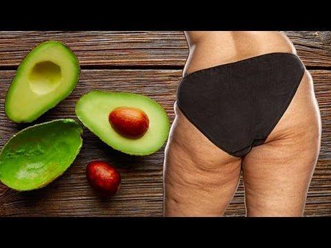 Como Combatir La Celulitis, Usando la Semilla Del Aguacate - YouTube