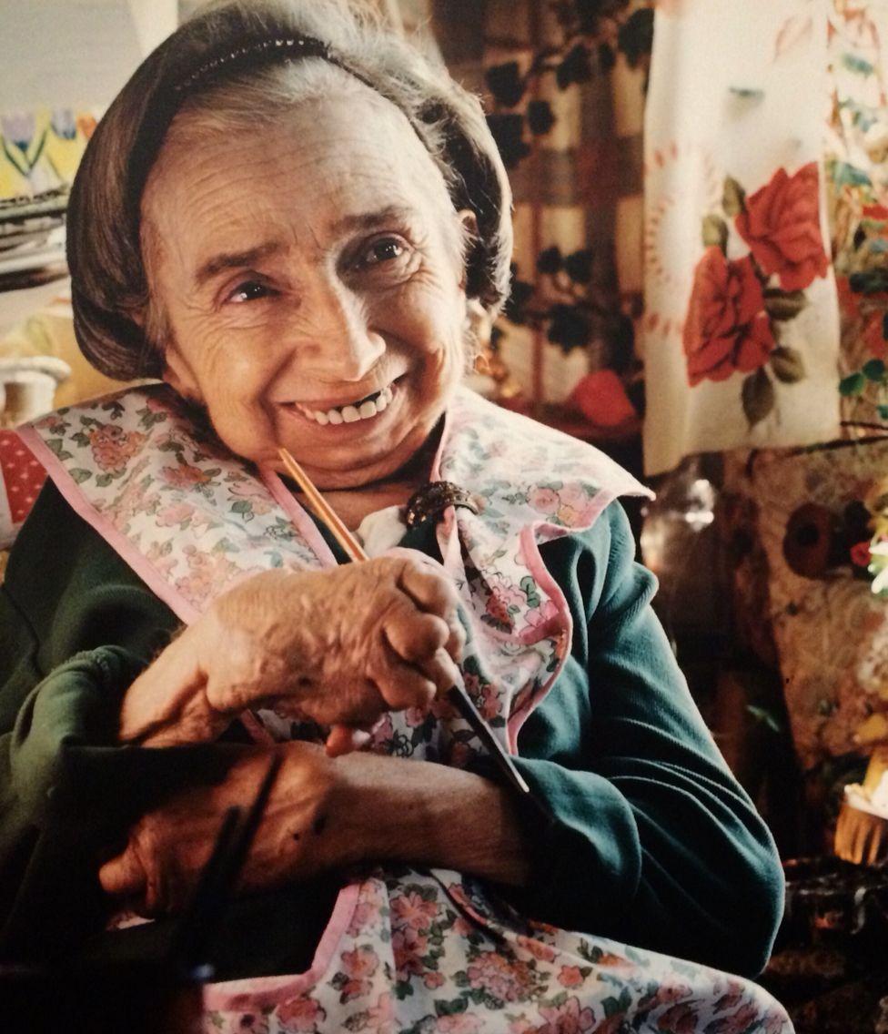 Maudie Lewis