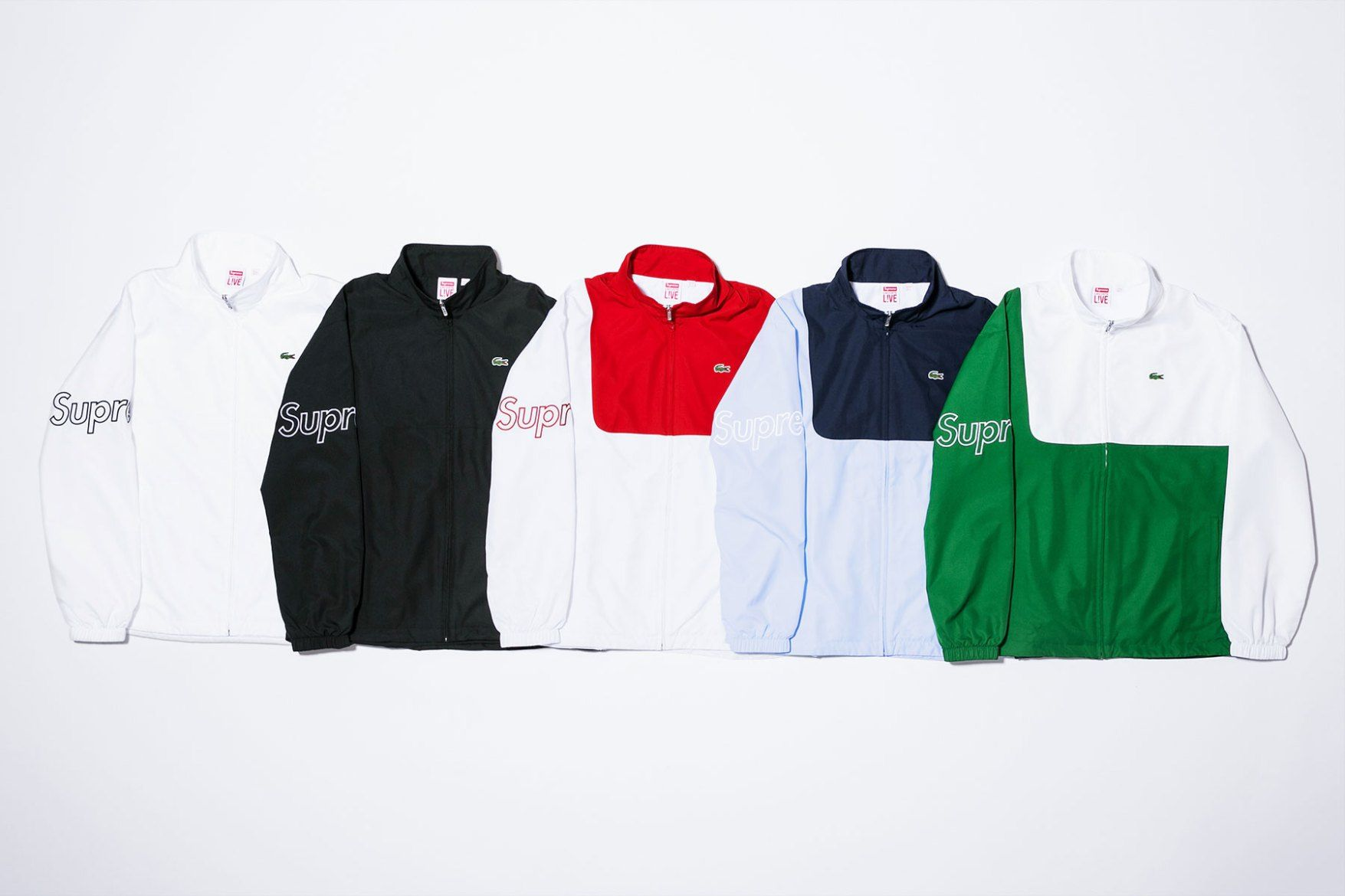 8a240146bbd9 Lacoste x Supreme 2017 Spring Summer Collection
