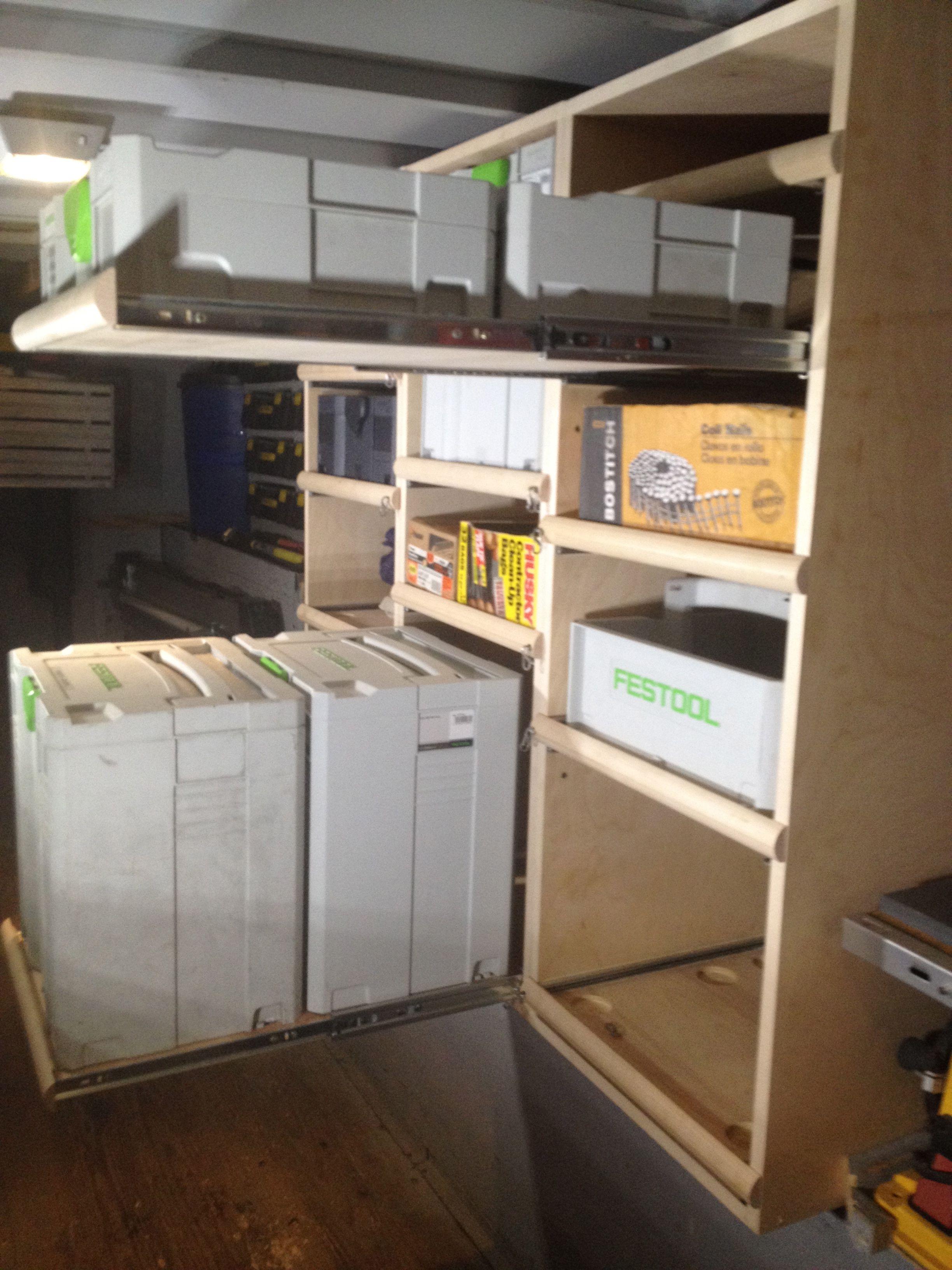 4 Ram Promaster Van Racking Project Work Truck Van
