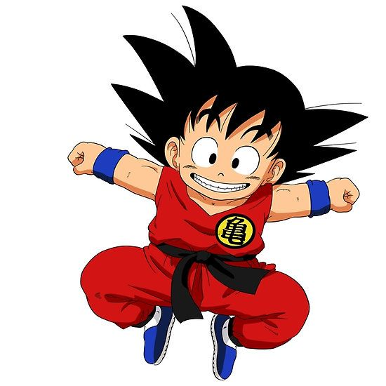 Dragon Ball Goku Kid