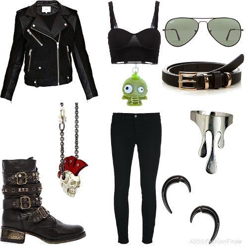 Zombie Apocolypse Outfit | Fashion For The Zombie Apocolypse | Pinterest | Clothes Fashion ...