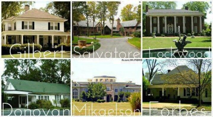 I pick Salvatore! ( And Mikaelson, and Lockwood, and....)