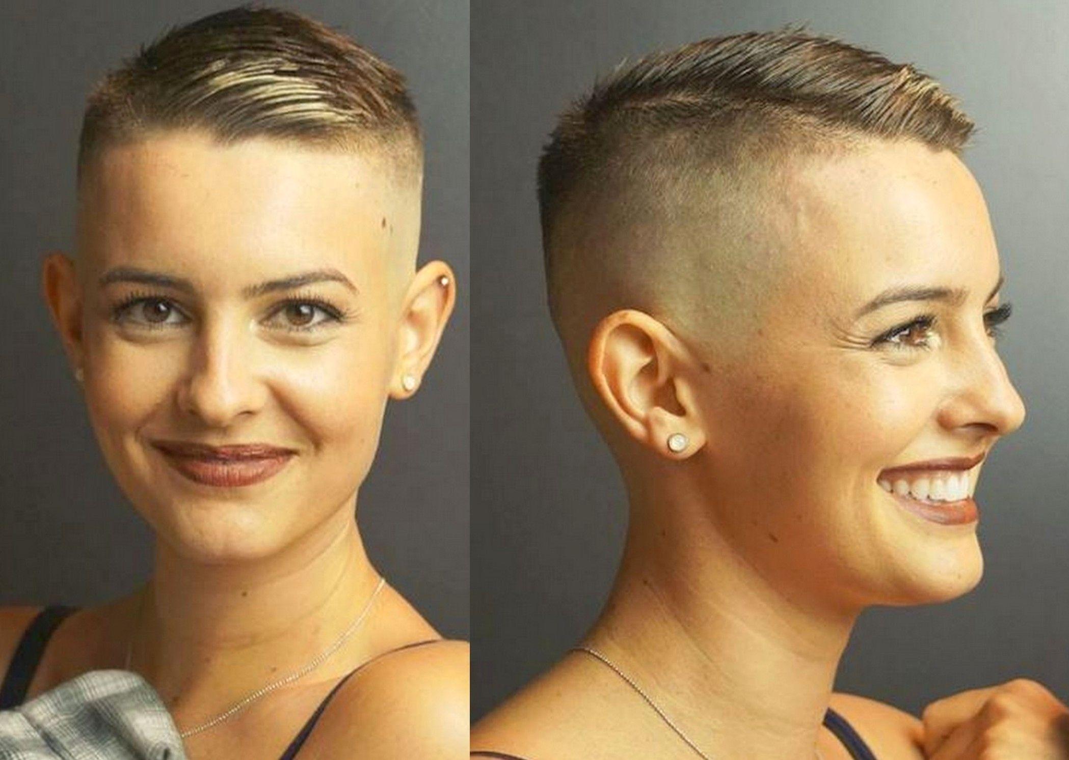 Pixie Hair Cut Styles: What Do You Think Of Lady Fades? @treygraf_hair