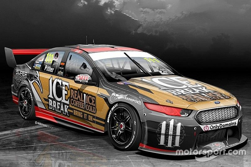 Super Black Reveals New Livery For Classic Supercars