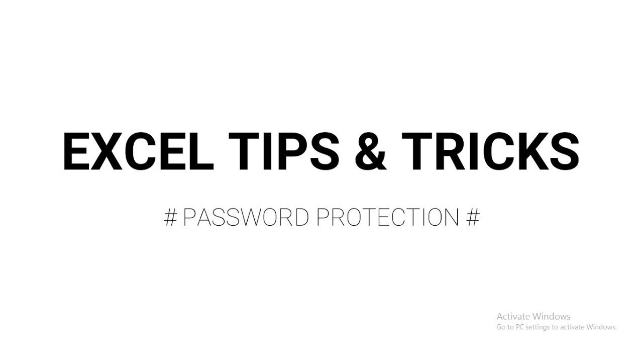 how to remove password from excel 2016