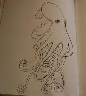 Photo of Octopus Tattoo ??, #Octopus #octopustattoocutebeautiful #Tattoo